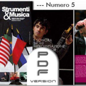 Strumenti&Musica N.5